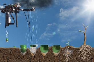 Výsledek obrázku pro monitorování pomocí dron