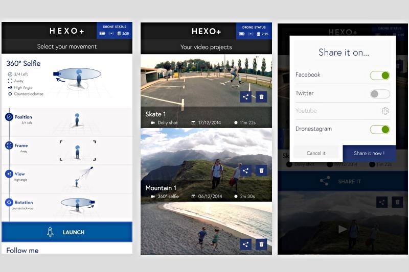 Hexa+ pro chytry telefon