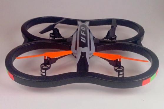 americane regulace dronu