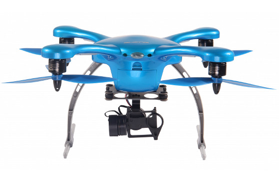 dron ghost aerial