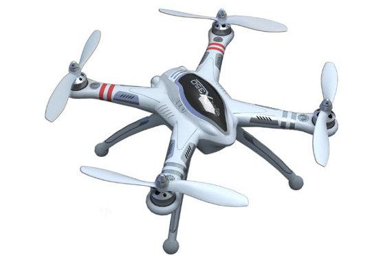 dron walkera qr x350