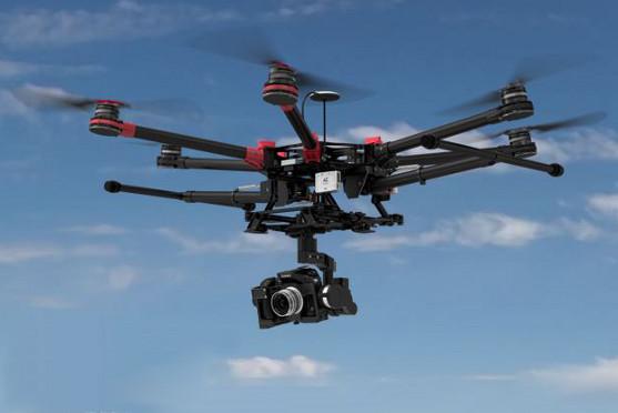 fox sports testuje použití dronu