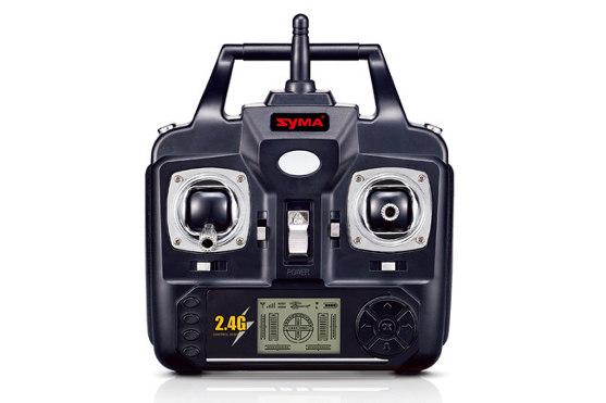 ovládáni dronu syma x5c explorer