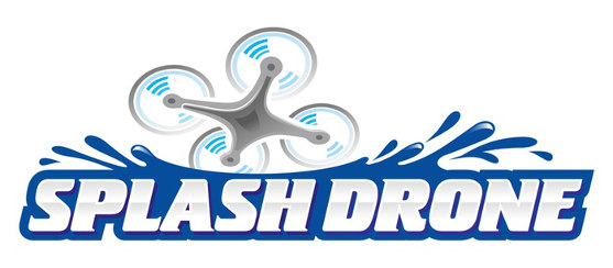 splash dron logo