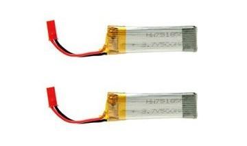 Baterie ke kvadrokoptéře UDI U818A | Zdroj: dronebly.com
