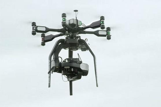 Dron Aerigon s kamerou Flexi 4K | Zdroj: video