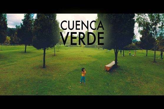 Video Cuenca Verde ve 4K rozlišení | Zdroj: dji.com