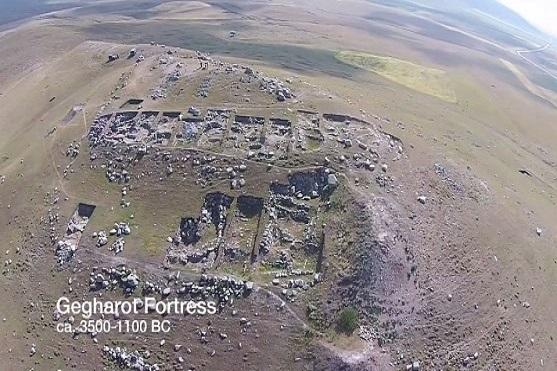 Vykopávky pohledem dronu | Zdroj: video