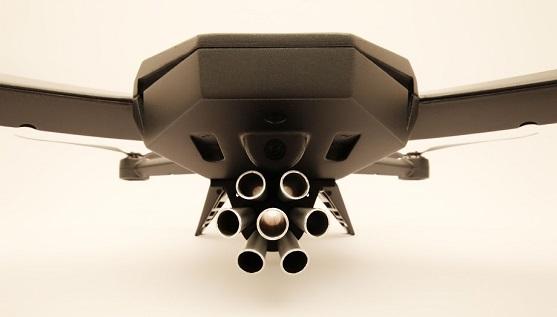 Pohled zepředu | Zdroj: virtualrobotics.it