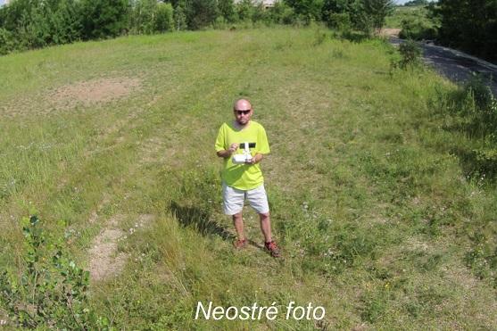 Neostrá fotografie před čištěním | Zdroj: droncentrum