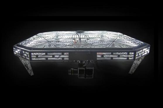 aexo protector drone | Zdroj: kickstarter.com