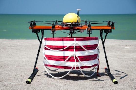 Starší verze Rigiho dronu se jmenovala Pars, jméno je inspirováno starověkým královstvím Persie | Zdroj: rtsideas.com