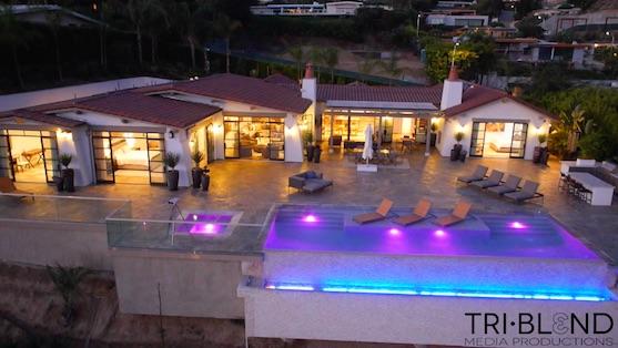 Jedna z luxusních nemovitostí | Zdroj: video