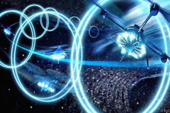 Droní cirkus Air 2015 by se měl konat na konci tohoto roku | Zdroj: fjuze.com