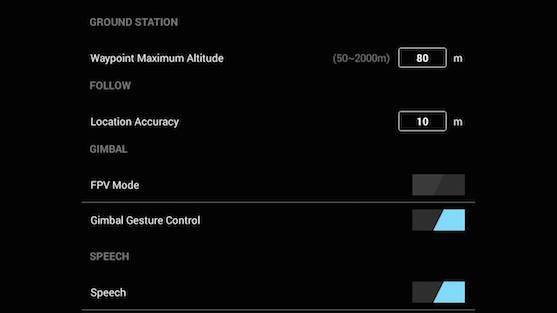 Nastavení Ground Station | Zdroj: droncentrum