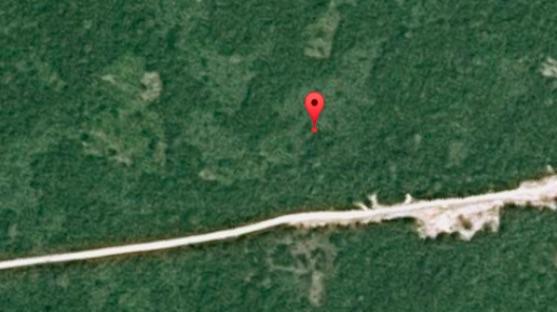 Satelitní snímek uprchlického tábora | Zdroj: maps.google.com