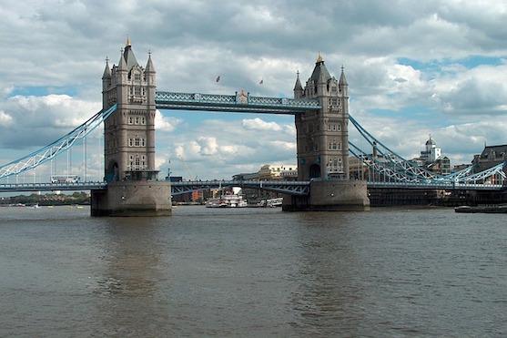 Ilustrační foto - Tower Bridge | Zdroj: pixabay.com