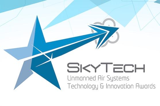 Logo Unmanned Air Systems Technology & Innovation Awards | Zdroj: skytechevent.com