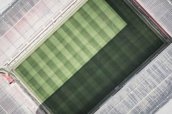 Fotbalový stadion - ilustrační foto | Zdroj: stocksnap.io