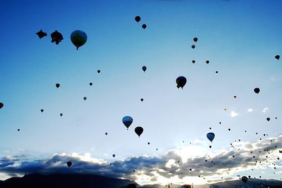 Festival Balloon Fiesta se letos koná ve dnech 3.-11. 11. - Ilustrační foto | Zdroj: pixabay.com