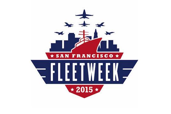 Logo letecké show Fleet Week | Zdroj: facebook.com - Fleet Week SF