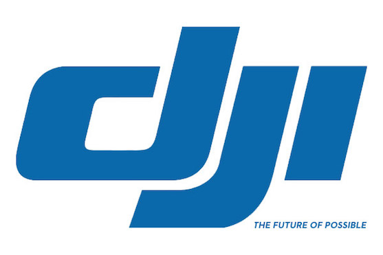 Logo společnosti DJI | Zdroj: dji.com