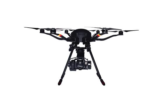 Dron Skyway Drone, který bude s největší pravděpodobností představen | Zdroj: www.ehang.com