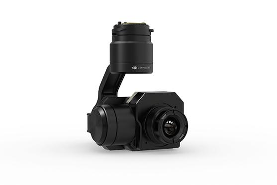 Nová termální kamera Zenmuse XT | Zdroj: dji.com