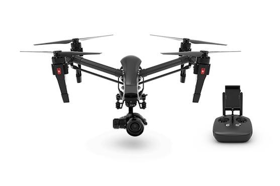 Nová verze kvadrokoptéry Inspire 1 Pro Black Edition | Zdroj: dji.com