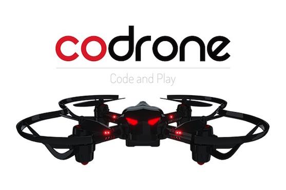 Programovatelný dron CoDrone | Zdroj: kickstarter.com - CoDrone