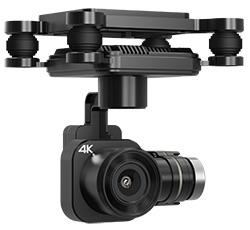 4K kamera zavěšená na 3osém gimbalu | Zdroj: autelrobotics.com