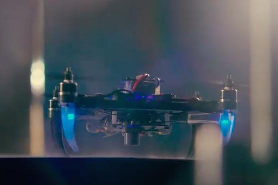 Dron YING | Zdroj: video