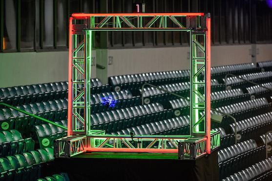 Podobných překážek bude v závodech více, zvýší se tak obtížnost tratí | Zdroj: zveřejněno s povolením DRL.com
